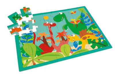 Scratch Europe - Puzzle 40pcs - Dino World