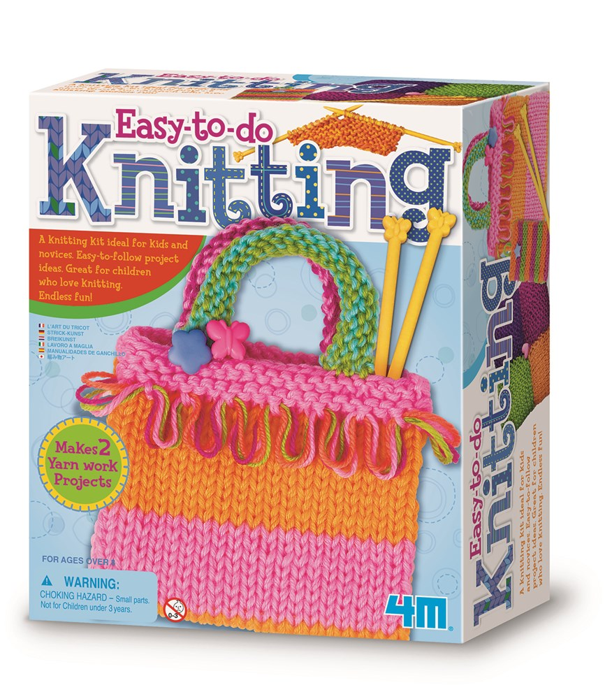 4M - Knitting Art