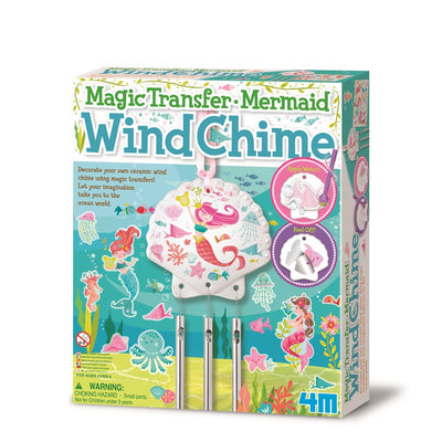 4M - Mermaid Windchime - Magic Transfer