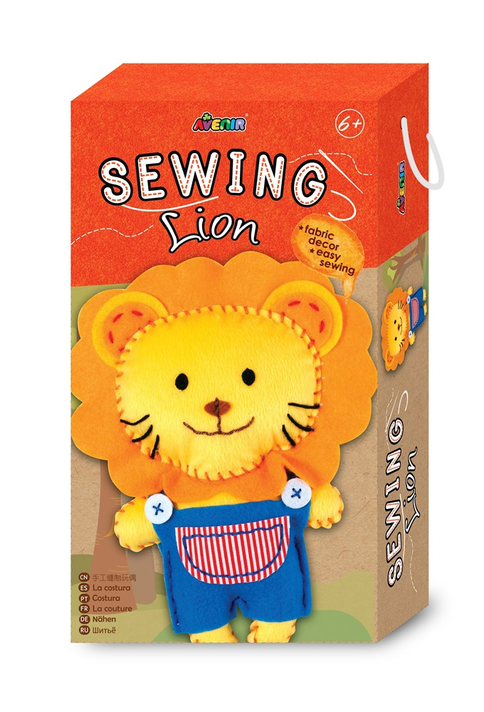 Avenir -  Sewing - Lion