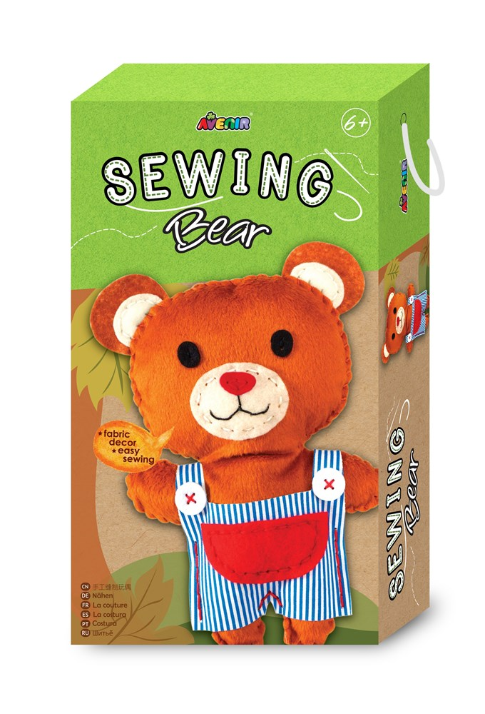 Avenir -  Sewing - Bear