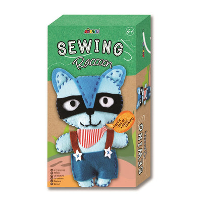 Avenir -  Sewing - Raccoon