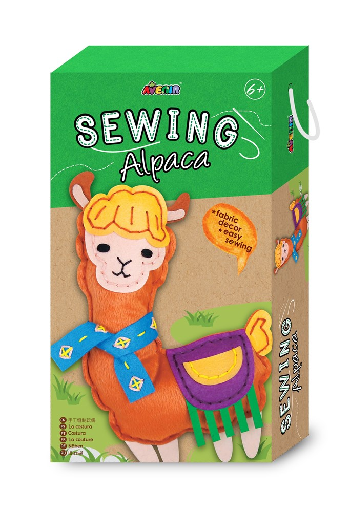 Avenir -  Sewing - Alpaca