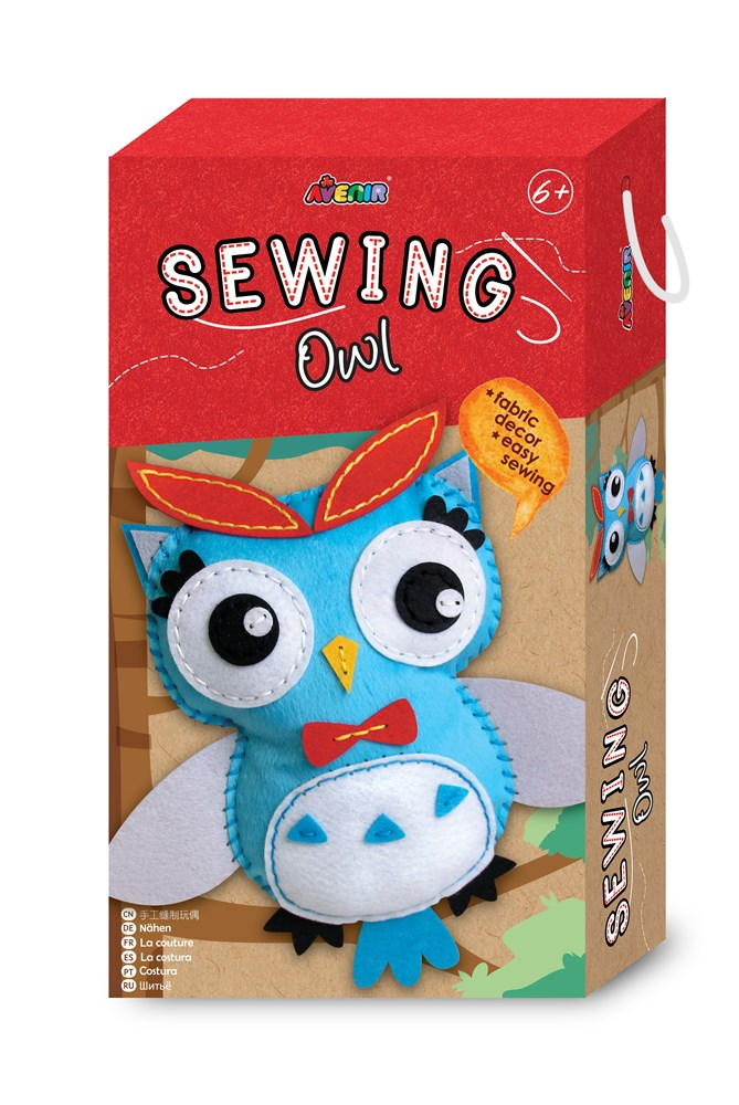 Avenir -  Sewing - Owl