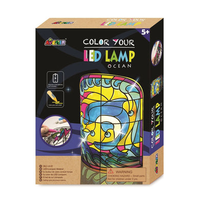 Avenir - Colour your own LED Lamp - Ocean