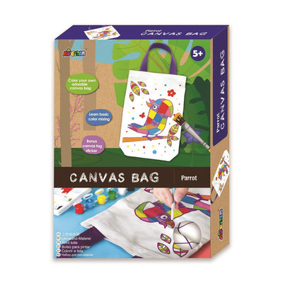 Avenir - Canvas Bag - Parrot