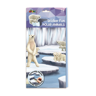 Avenir - Sticker Fun - Polar Animals