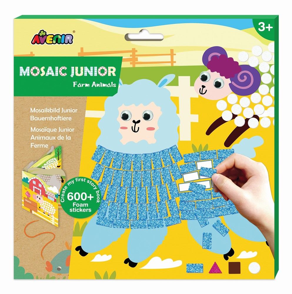 Avenir - Mosaic Junior - Farm Animals