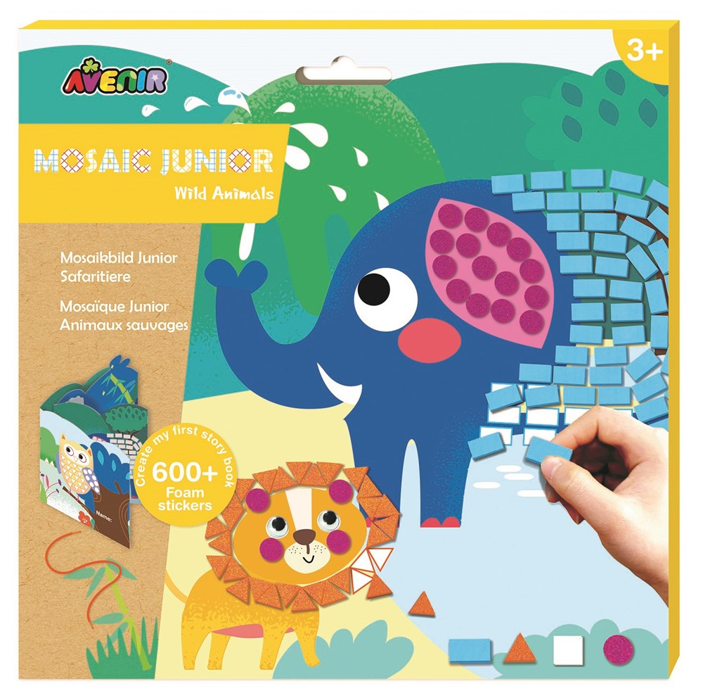 Avenir - Mosaic Junior - Wild Animals