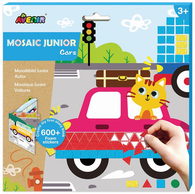 Avenir - Mosaic Junior - Cars