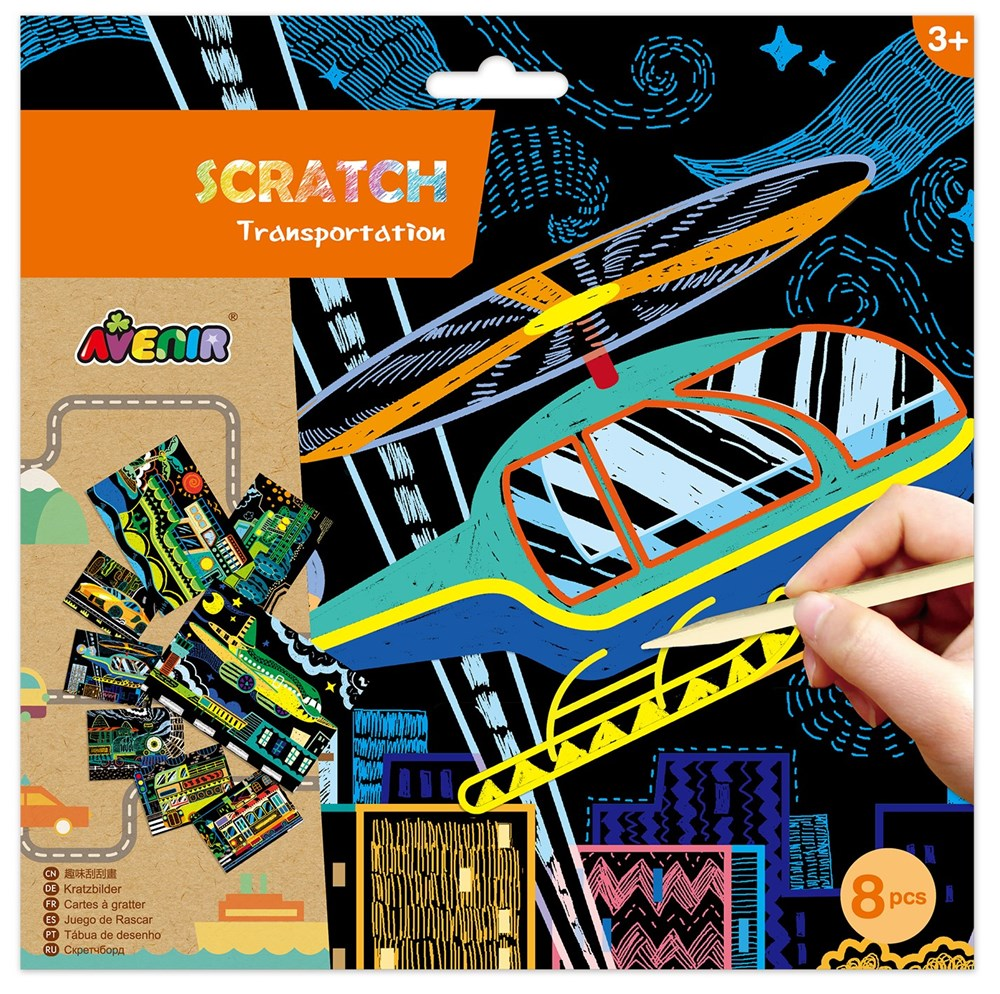 Avenir - Scratch - Transportation