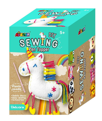 Avenir -  Sewing - Pen Topper - Unicorn