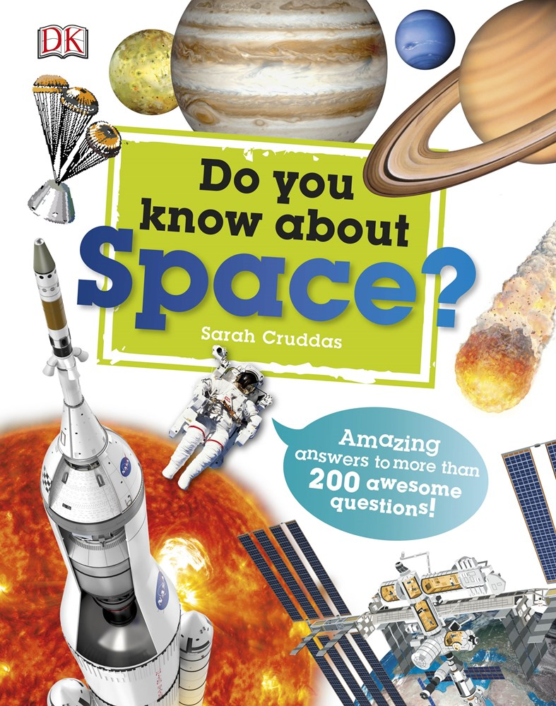 Books - Do you know about Space?