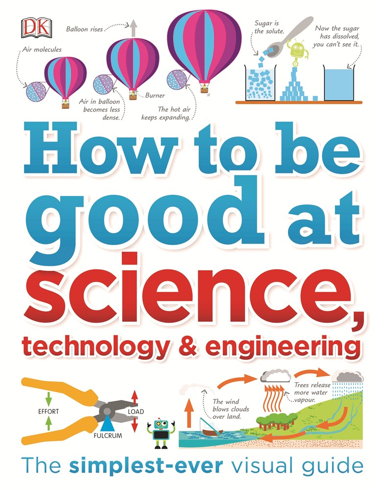 Books - How To Be Good At STEM Toys