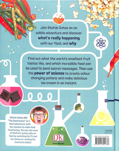 Books - Science You Can Eat
