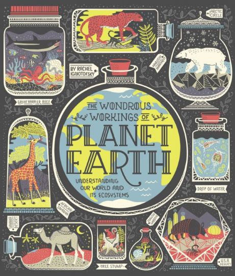 Books - The Wondrous Workings of Planet Earth