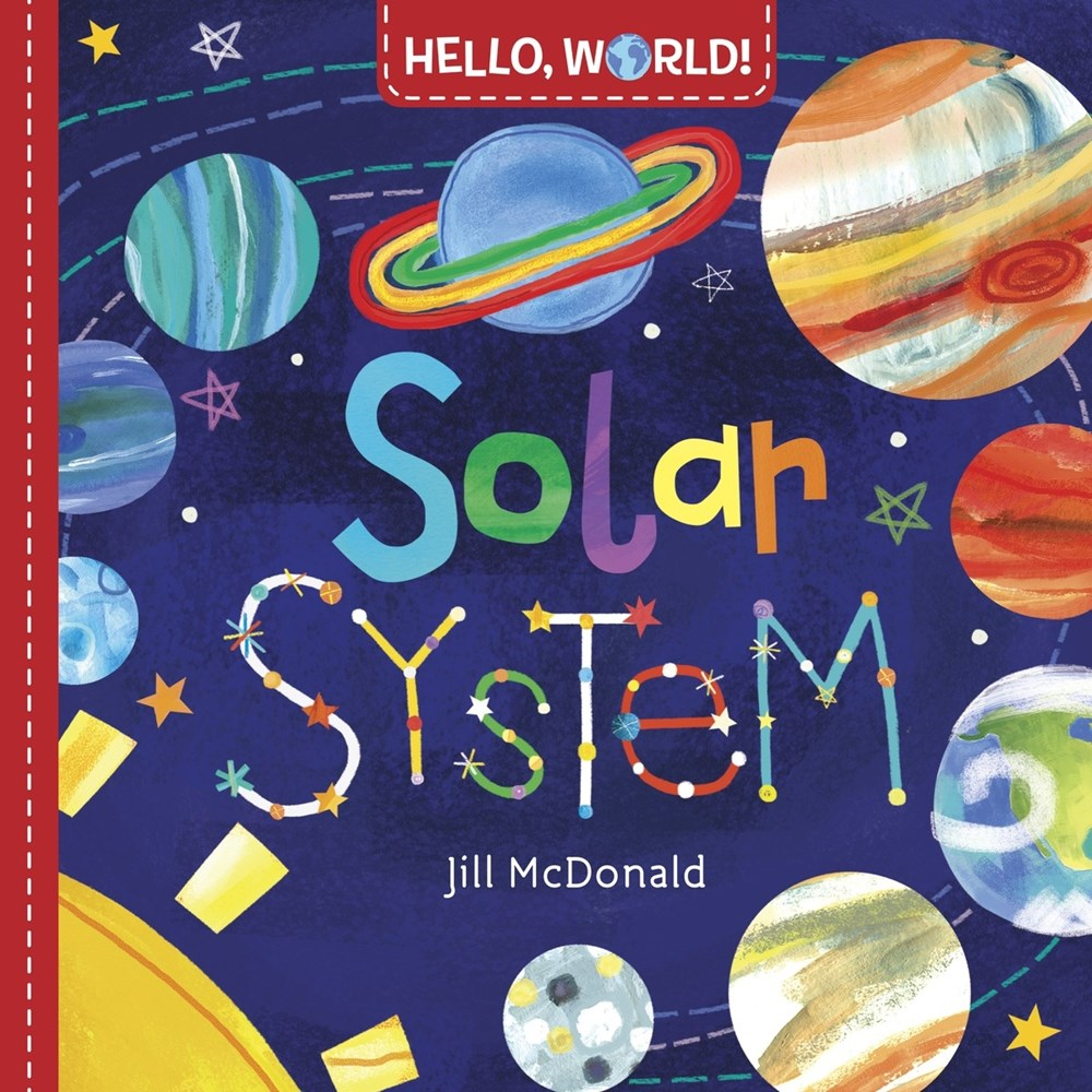 Books - Hello, World! Solar System Toys