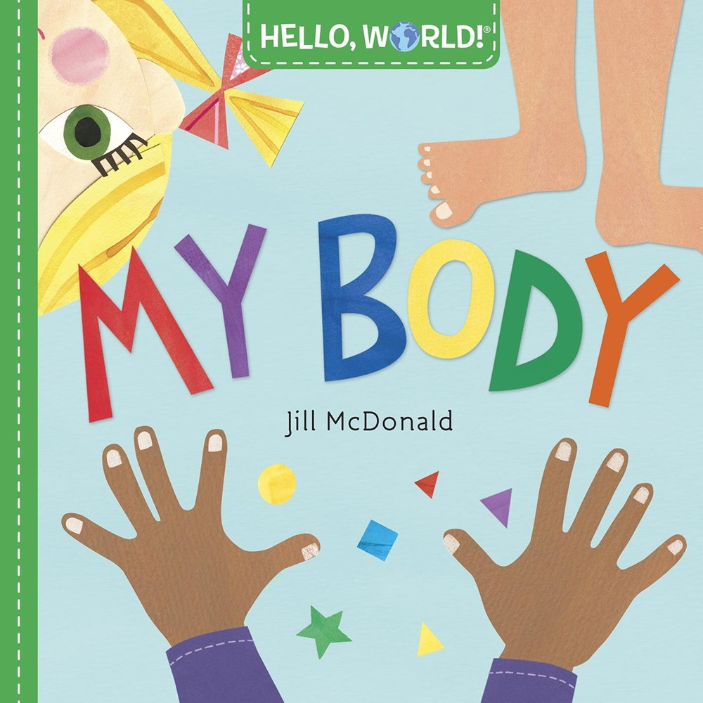 Books - Hello, World! My Body