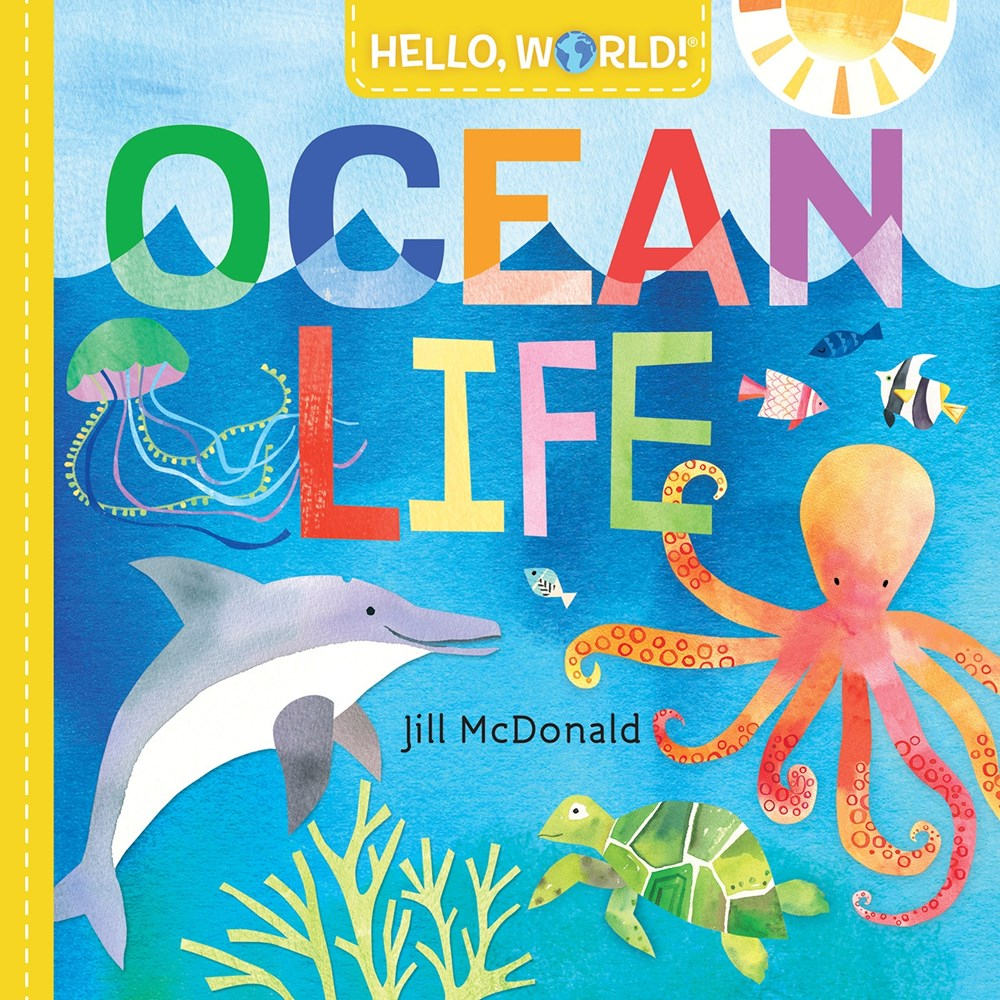 Books - Hello, World! Ocean Life