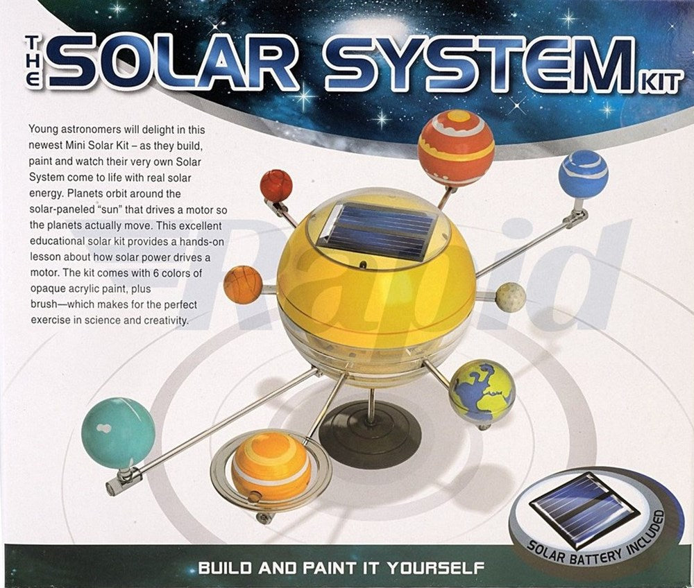 Johnco - The Solar System Kit