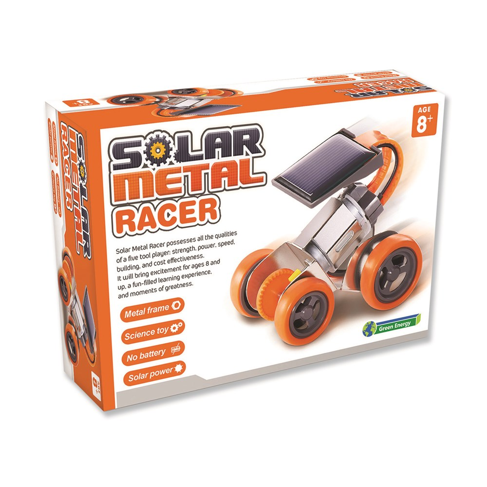 Johnco - Solar Metal Racer