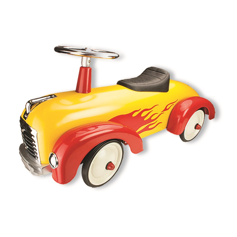 Johnco - Metal Speedster - Yellow