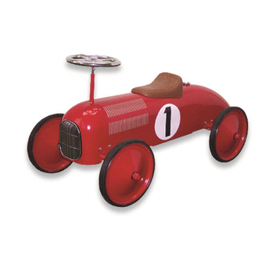 Johnco - Metal Speedster - Red