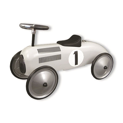 Johnco - Metal Speedster - White