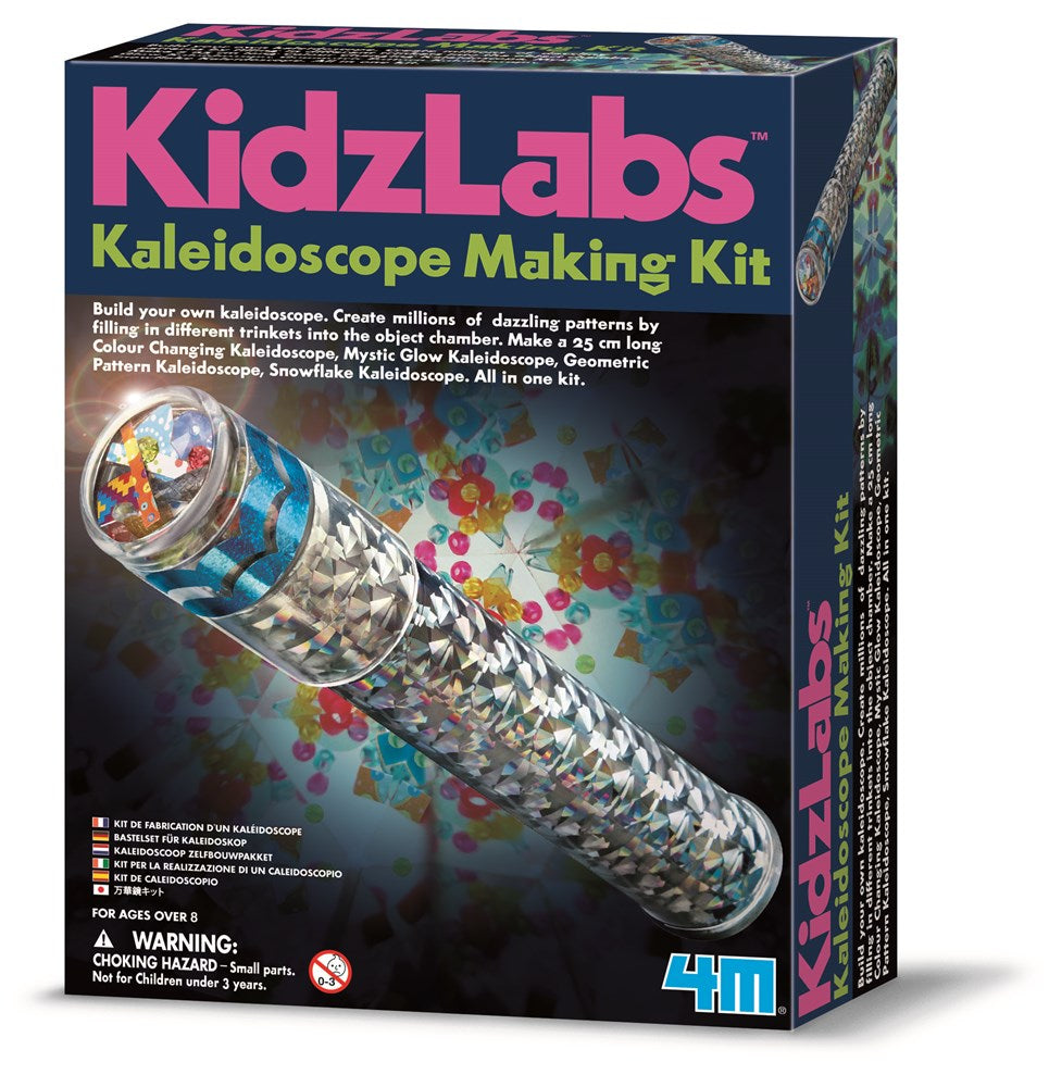 4M - KidzLabs - Kaleidoscope Making Kit