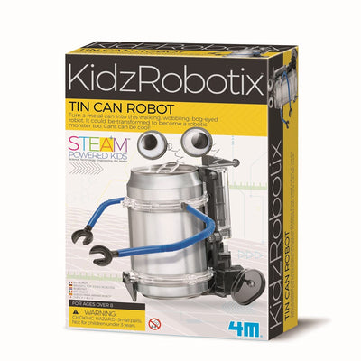 4M - KidzRobotix - Tin Can Robot