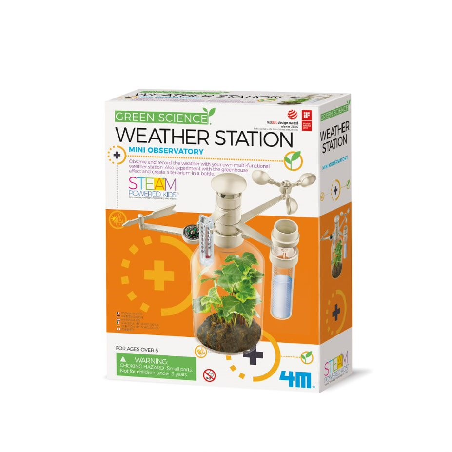 4M - Green Science - Weather Station