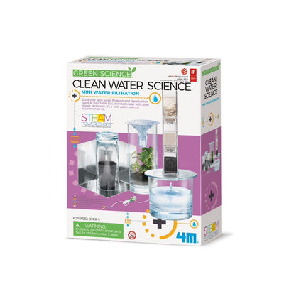 4M - Green Science - Clean Water Science