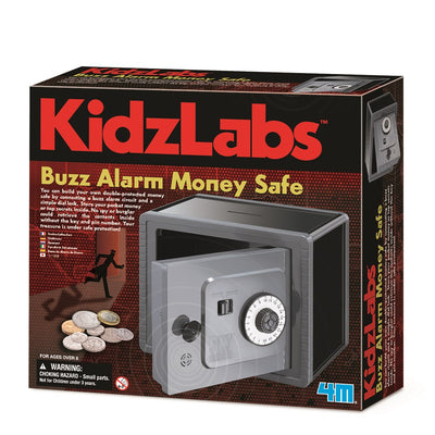 4M - KidzLabs - Money Safe Kit