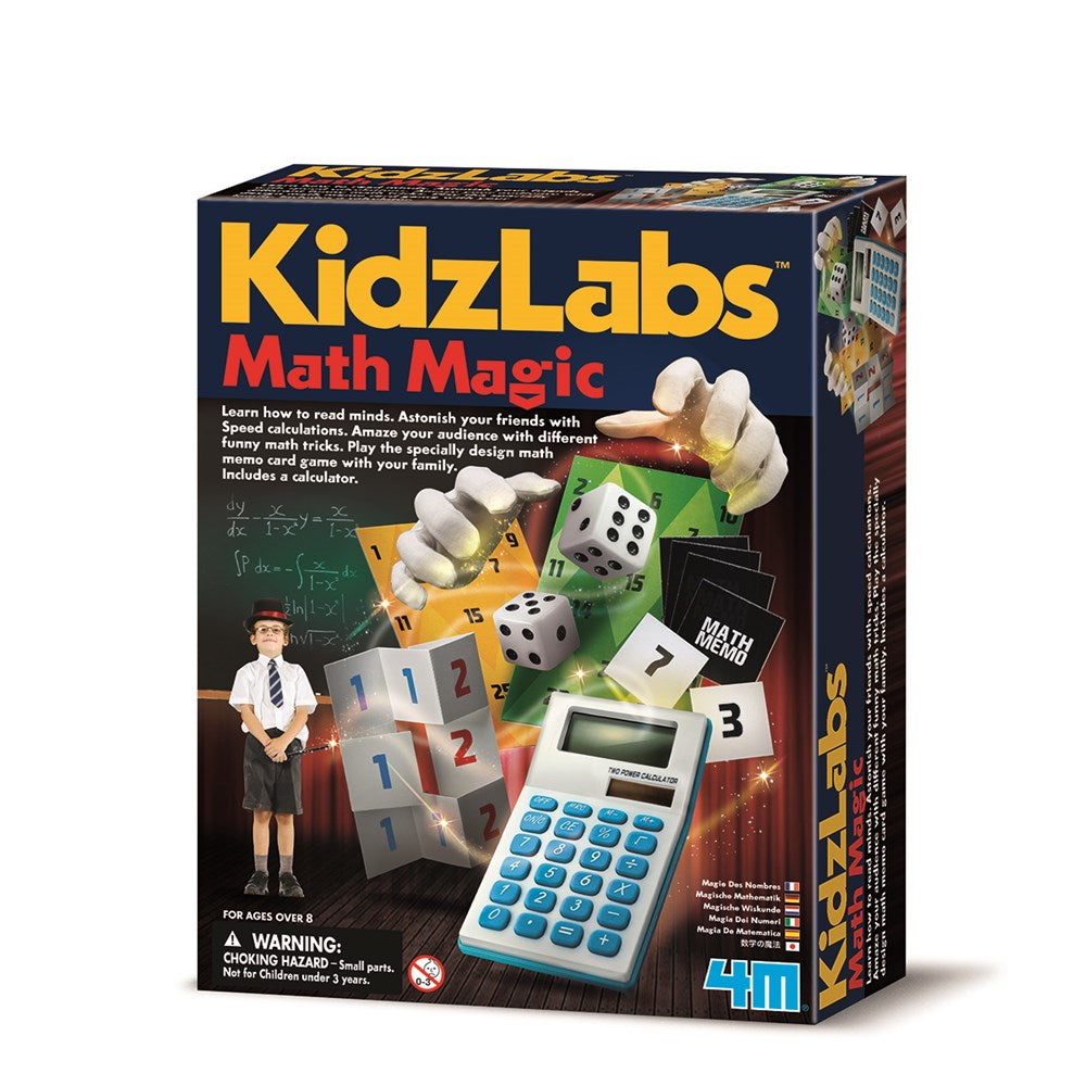 4M - KidzLabs - Math Magic