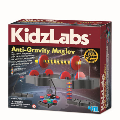 4M - KidzLabs - Antigravity Magnetic Levitation