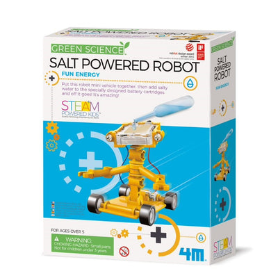 4M - Green Science - Salt Powered Robot