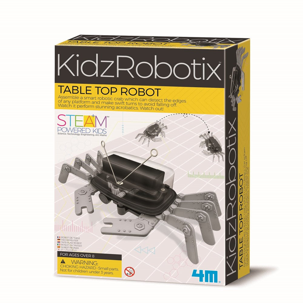 4M - KidzRobotix - Table Top Robot