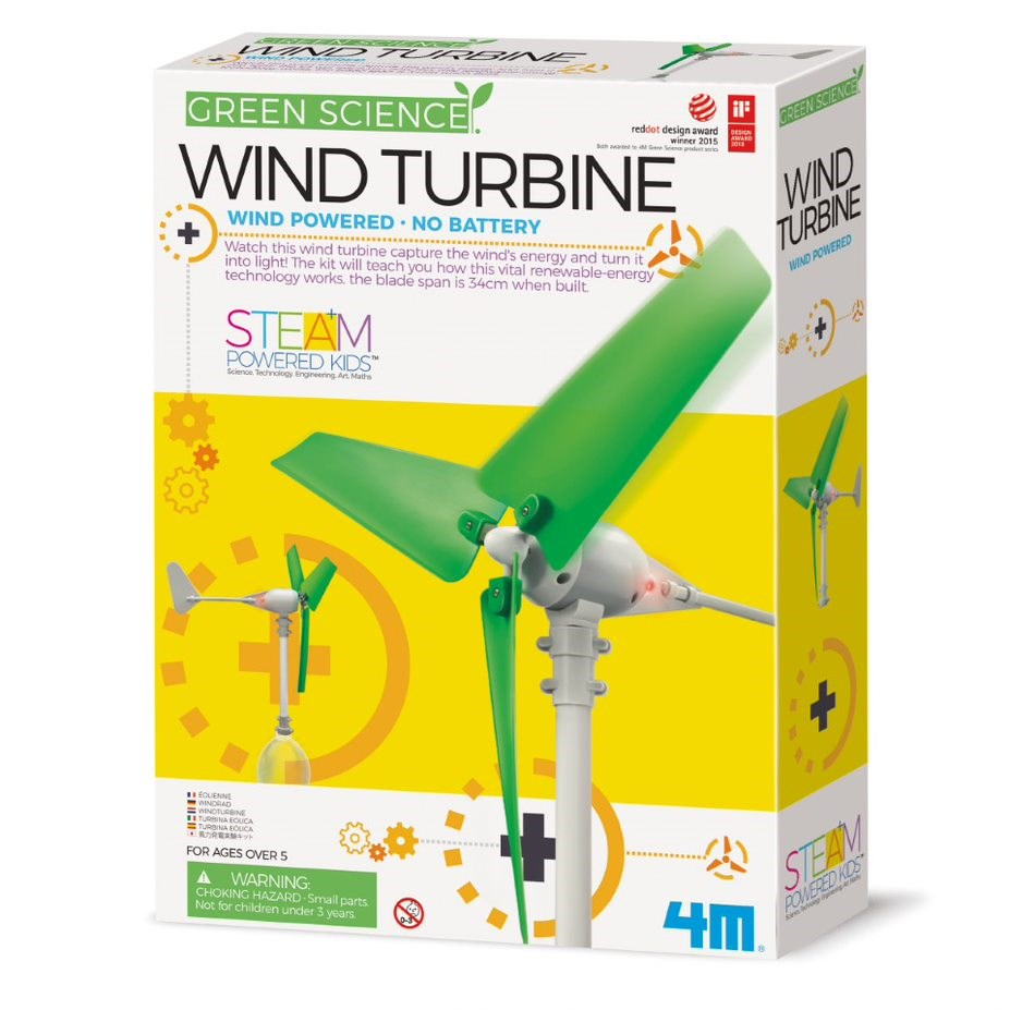 4M - Eco Engineering - Wind Turbine