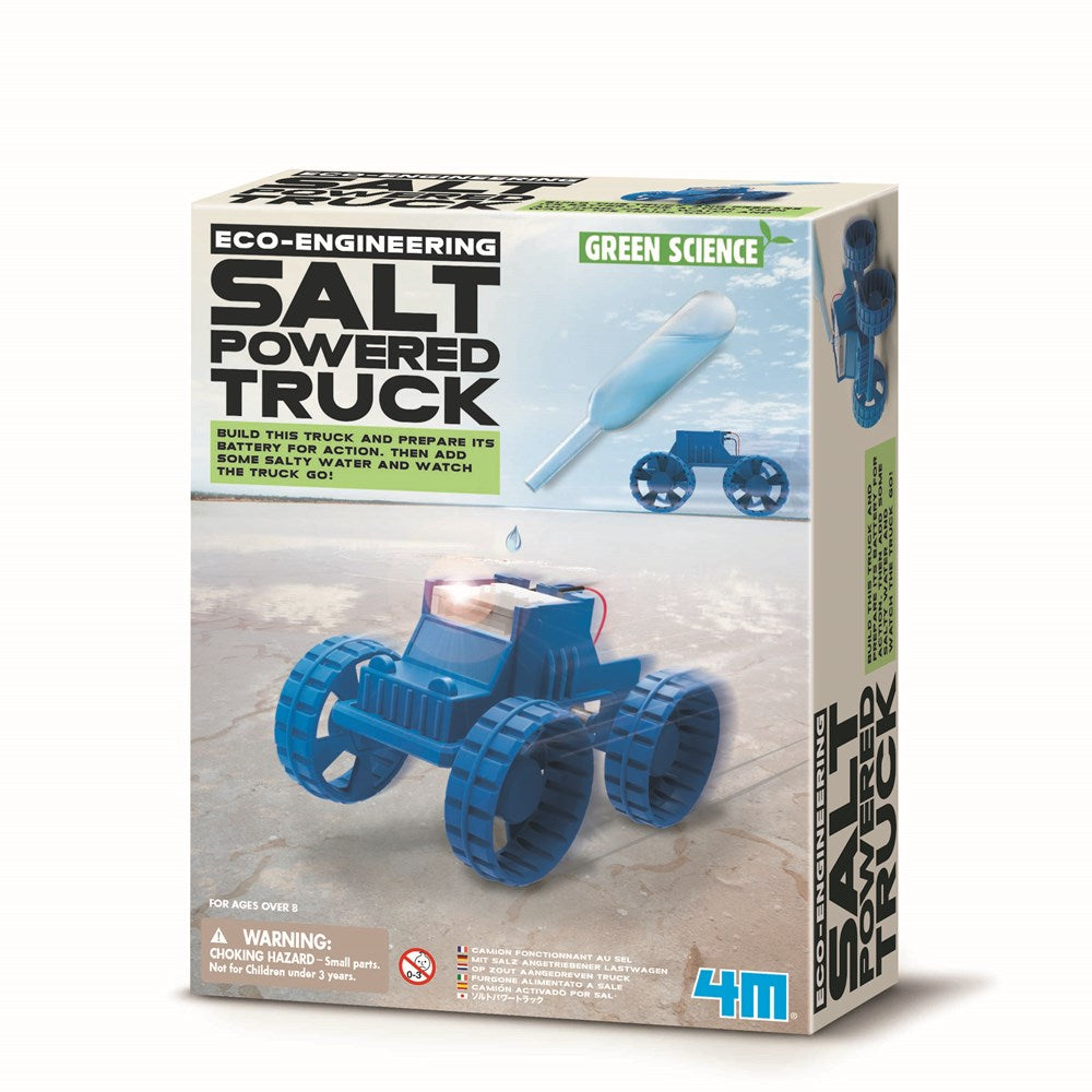 4M - Eco Engineering - Salt Powered Truck