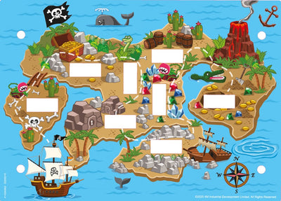 4M - Kidzlabs Gamemaker- Electrobuzz Pirate Treasure Hunt