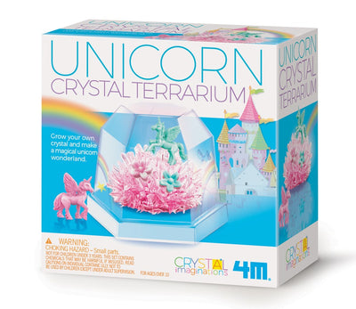 4M - Unicorn Crystal Terrarium