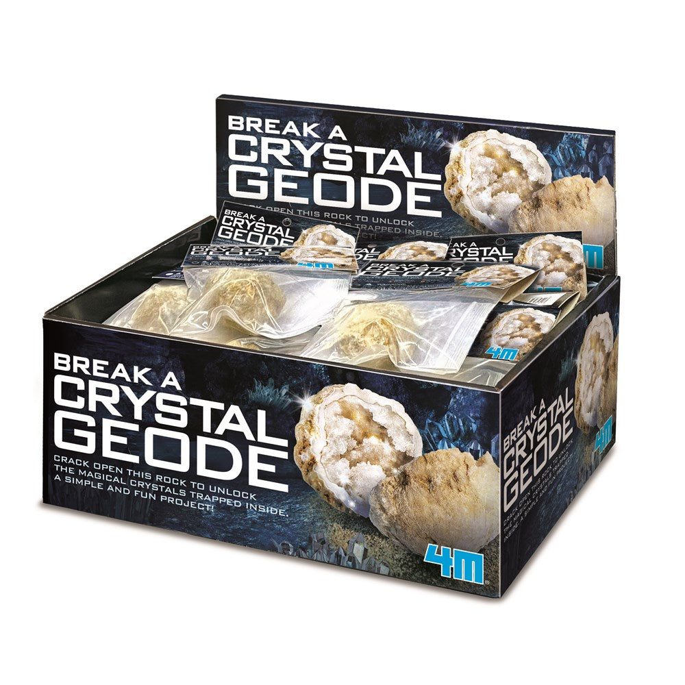 4M - Break a Crystal Geode (Display x 24)