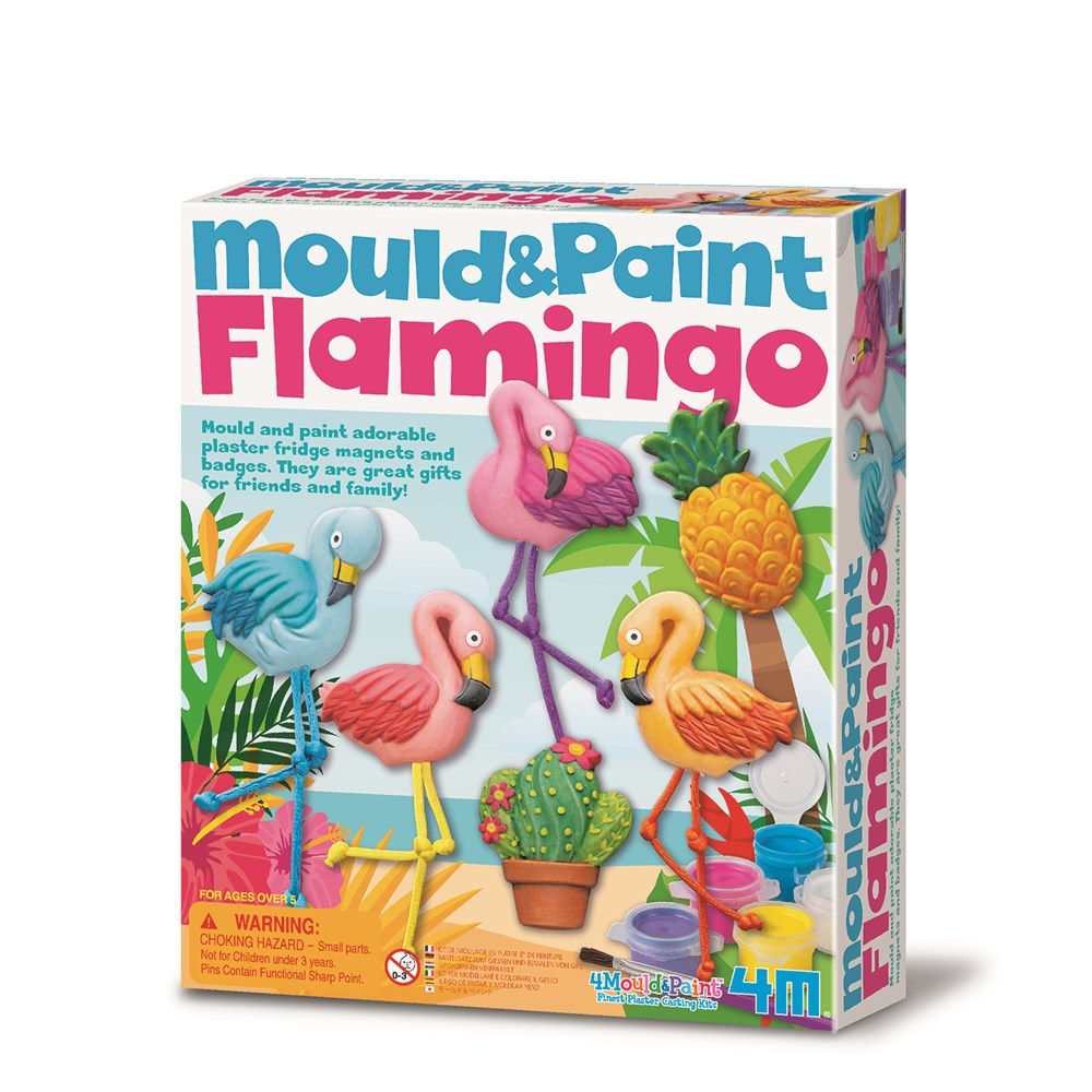 4M - Mould & Paint - Flamingo