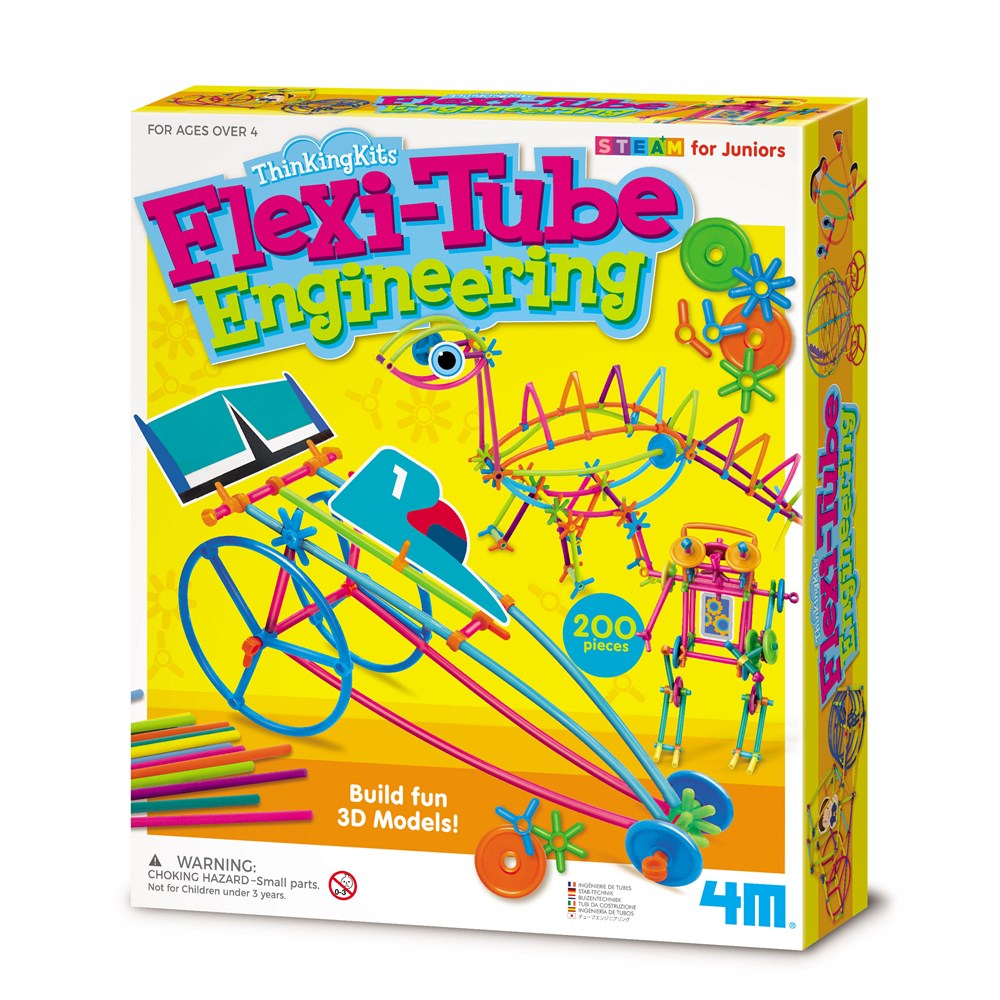 4M - ThinkingKits - Flexi-Tube Engineering