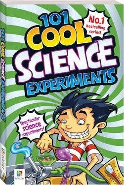 Books - 101 Cool Science Experiments 520680
