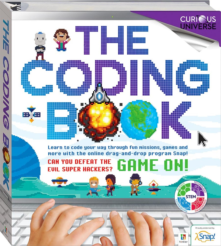 Books - The Coding Book 909924