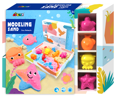 Avenir - Modelling Sand - Sea Animal