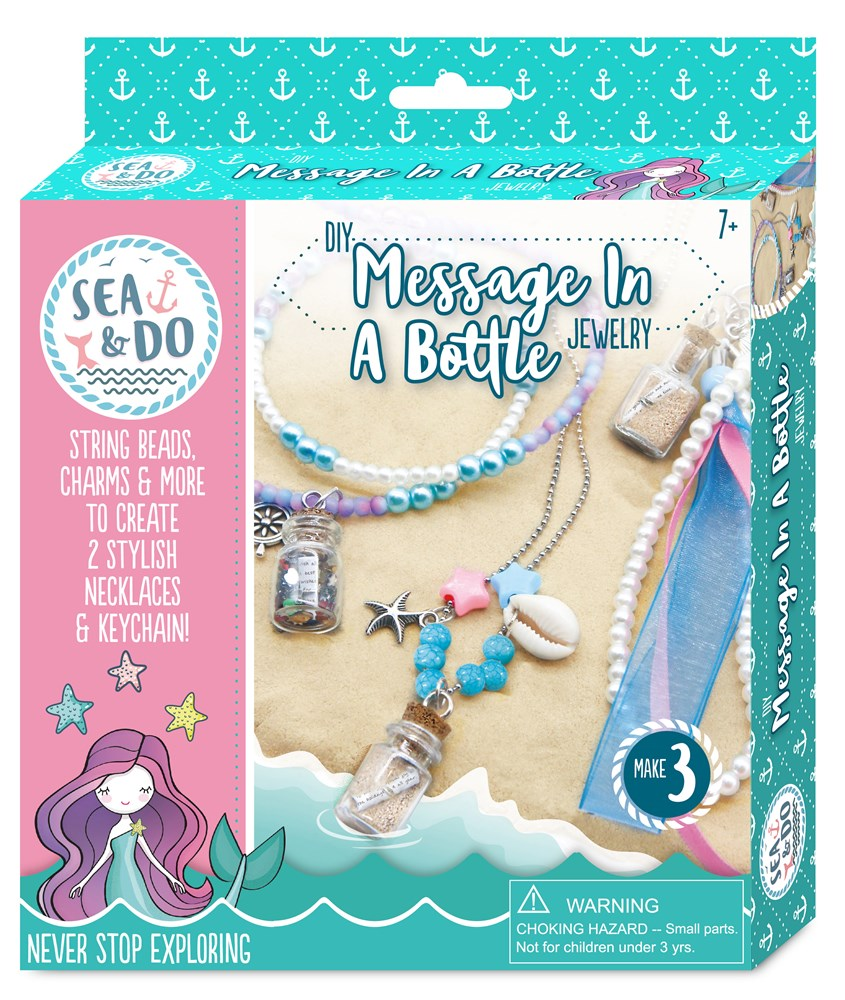 Sea & Do - DIY Message in a Bottle