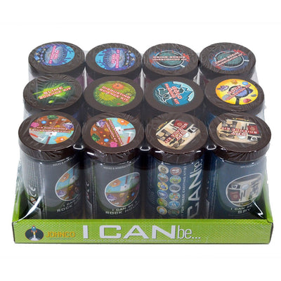 Johnco - iCANbe - Display of 12 Assorted