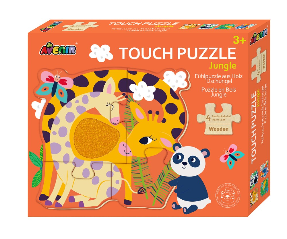 Avenir - Touch Puzzle - Jungle